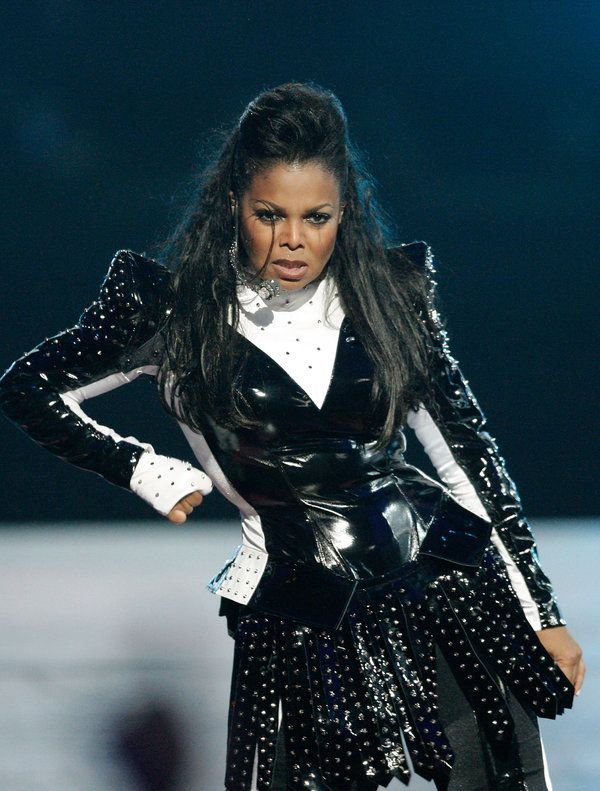 Janet Jackson's Style Evolution, From Cute Child Star To Sexy Mom-To-Be