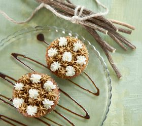 Lakrids-cupcakes