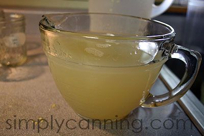 Corn Cob Jelly Recipe, save those cobs, don't throw them away. Make this!