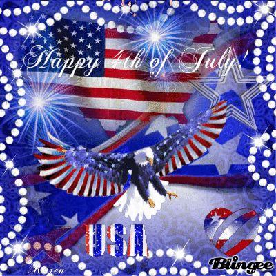 fourth of july happy birthday