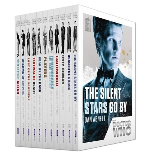 To celebrate the 50th anniversary of Doctor Who, BBC Books are reissuing eleven classic Doctor Who novels - one for each Doctor - from across their fiction range.