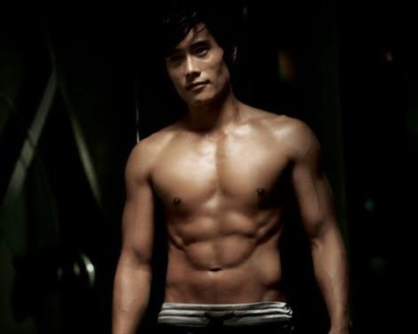 Lee Byung-hun shirtless - Google Search