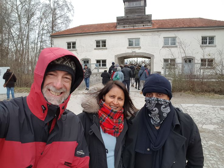 Nuremberg Tours in English with #HappyTourCustomers at Dachau Concentration camp