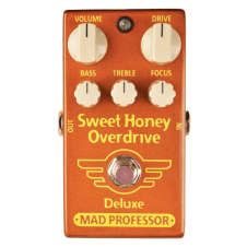 Mad Professor Sweet Honey Overdrive Deluxe FREE INTERNATIONAL SHIPPING