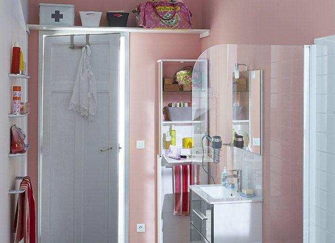 gain de place salle de bain colonne kupa castorama. Black Bedroom Furniture Sets. Home Design Ideas