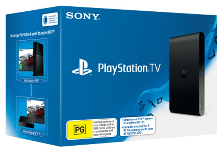 PlayStation TV Available Today in Australia and NZ - http://videogamedemons.com/news/playstation-tv-available-today-in-australia-and-nz/