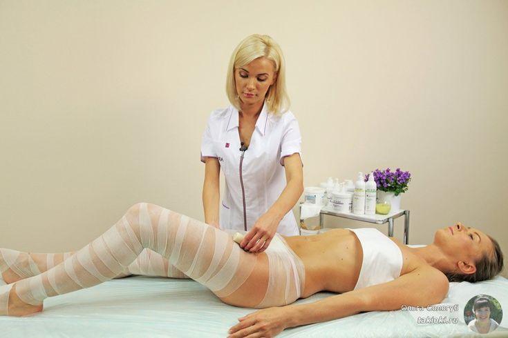 Как делать эффективное обертывание для похудения дома + несколько рецептов - http://takioki.ru/obertyvanie-dlya-pohudeniya/
