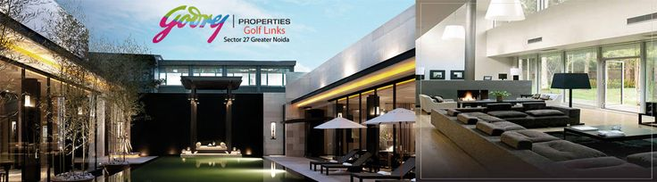 Call - 9899303232, Godrej Properties today announced its most awaited residential villas project Godrej Golf Links located in sector 27 Greater Noida.