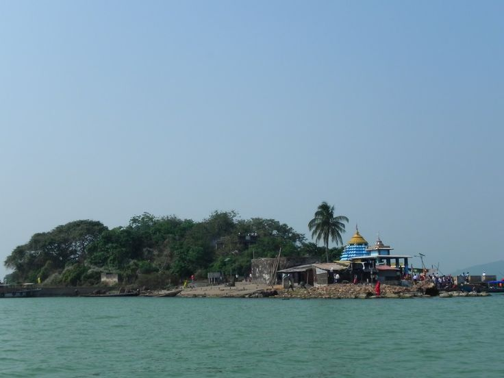 Kalijai in Chilika Lake Odisha in top 10 islands of India by National Geographic