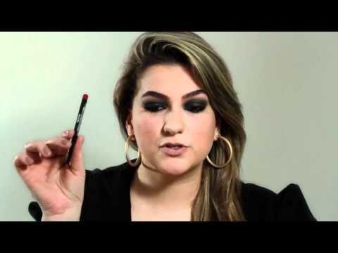 ▶ Estilo Renner - Olho preto com Alice Salazar - YouTube