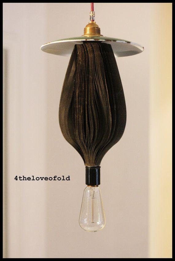 Lampadario-Lanterna in carta.Paper ceiling lamp