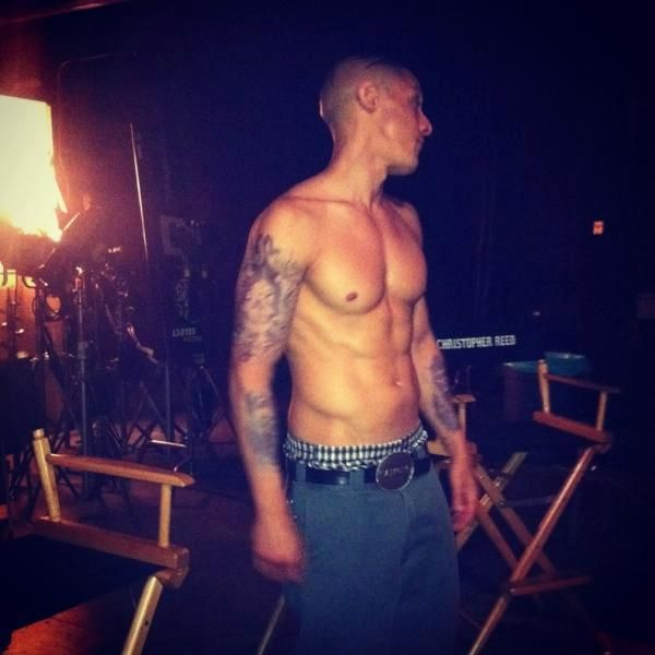 Theo Rossi - Juice SOA. I mean seriously! This is the sexiest man ever!!!
