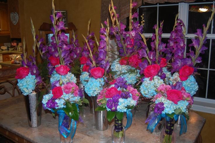 Pretty summer wedding colors!Summer Wedding