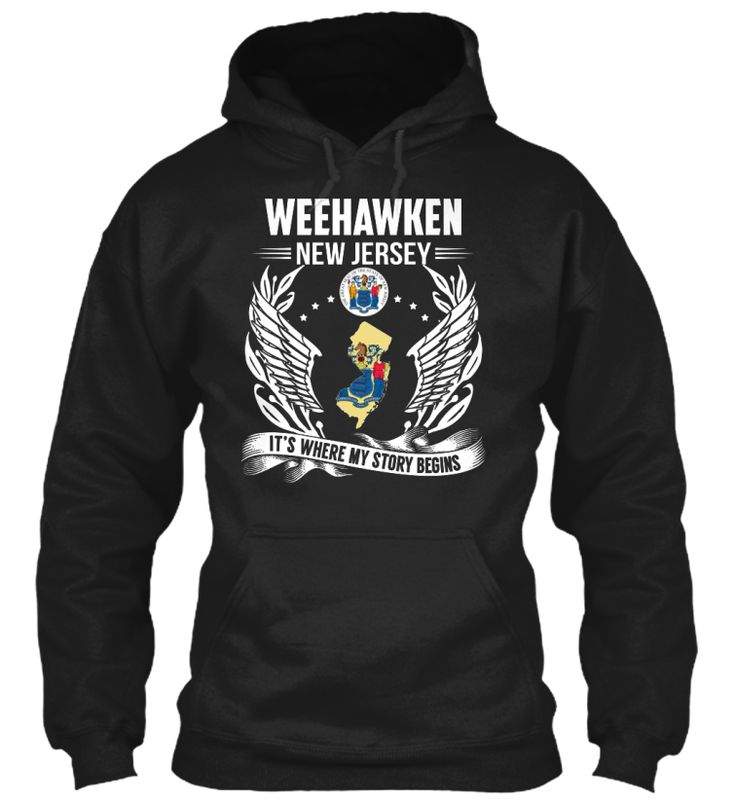 Weehawken, New Jersey - My Story Begins