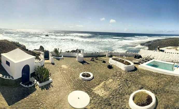 Spanien Kanarische Inseln Lanzarote Ferienwohnung am Meer - Objektnr: 144288-21