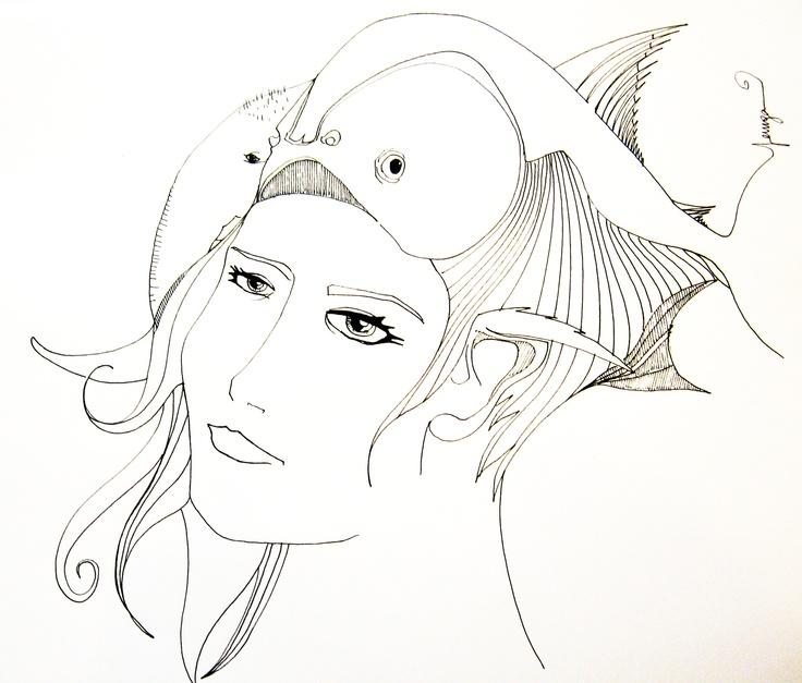 woman's hair 2