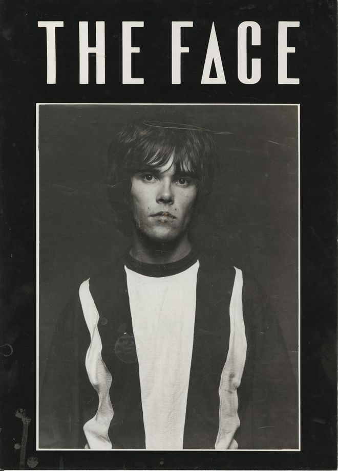 Ian Brown, The Face Magazine, 1991 •