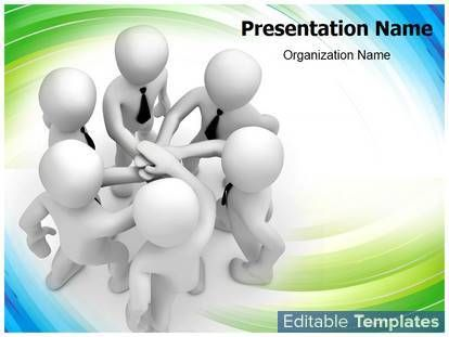Quality Team PowerPoint design template. This #PowerPoint #theme can be…