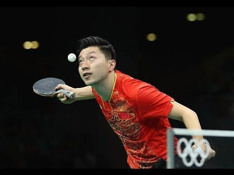 Table Tennis Gold Medal Match | Table Tennis | Olympic Games Rio 2016 | ...