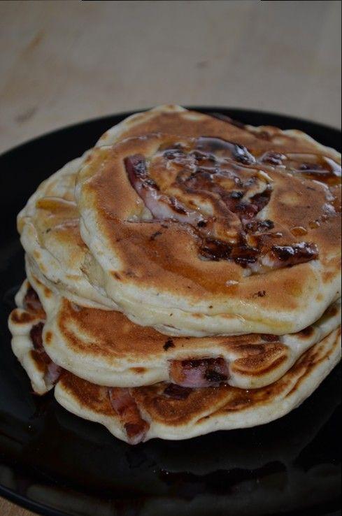 Bacon Pancakes   Recipes   The Windmill Bakery