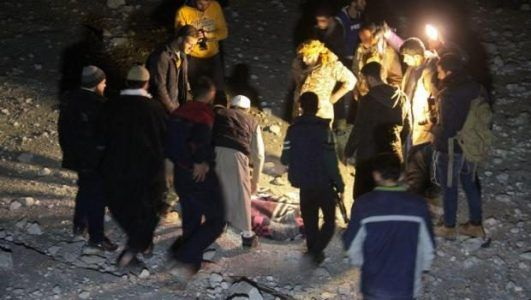 Syria: US Airstrike Kills Dozens Of Civilians Near Aleppo #news #alternativenews