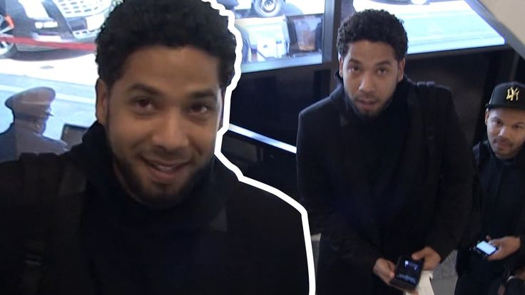 'Empire' Jussie Smollet; Who Fell Off The Building? (TMZ TV)