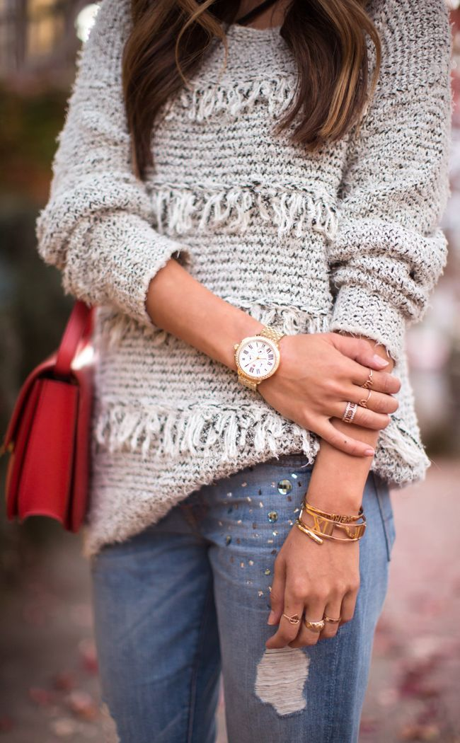 #Gold All In My #Watch     by Song Of style => Click to see what she wears