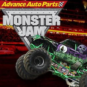 Monster jam advance auto parts coupon code 2018