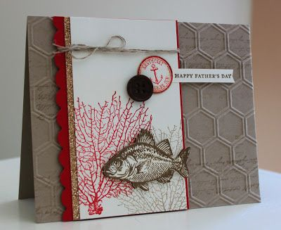 Little Bay Stampin', By the Tide
