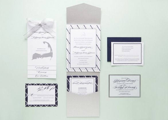 Invitation By Sugar U0026 Type. Jewish Wedding ...