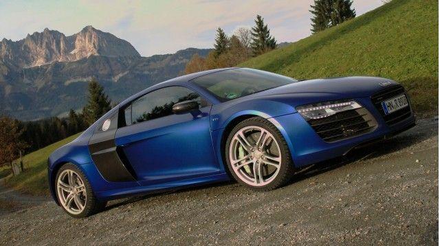 2014 Audi R8, V10 Spyder, And V10 Plus: First Drive