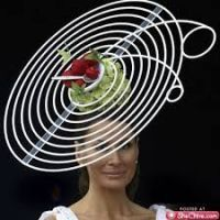 Funky Hats Fashion Photo Gallery theBERRY #HatsForWomenFunny