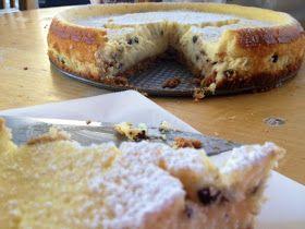 MorningNooNight: Cannoli Cheesecake