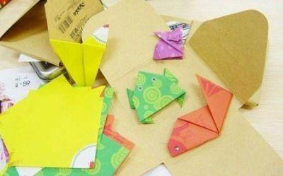 Origami set till 60 st djur
