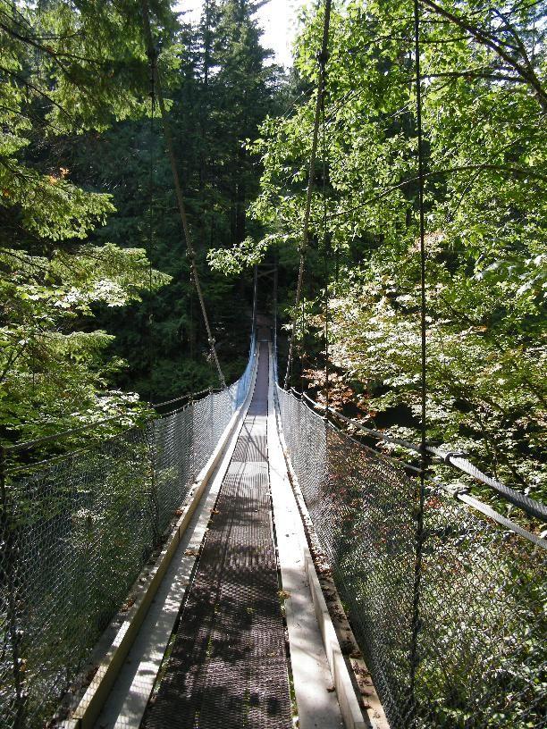 Diez Vistas Trail @ Buntzen Lake!! Bucket List!