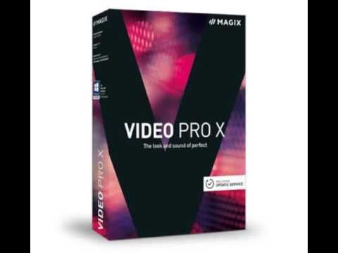 MAGIX Video Pro X8 Full Version - Free Download