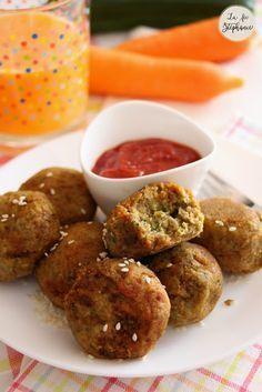 Boulettes de lentilles et de légumes, une recette végétale pour les plus petits! - La Fée Stéphanie