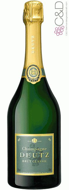 Folgen Sie diesem Link für mehr Details über den Wein: http://www.c-und-d.de/Champagne/Brut-Classic-Champagne-Deutz_36880.html?utm_source=36880&utm_medium=Link&utm_campaign=Pinterest&actid=453&refid=43 | #wine #whitewine #wein #weisswein #champagne #frankreich #36880