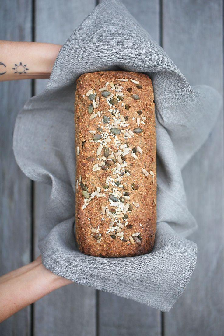 Five Seed Sourdough Be Good Organics Recipe Bread