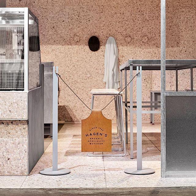 HAGENS ORGANIC BUTCHER   #Duobuilt #ProjectsofImagination #HagensOrganic #Commercial #Renovations #SouthMelbourneMarket : @_danhocking_