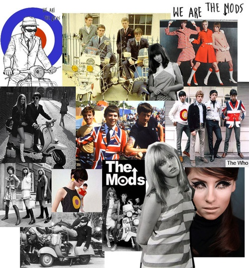 Mods revival 1980s