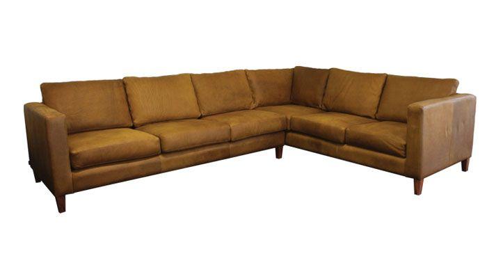 Corner Units | Incanda | Leather Furniture