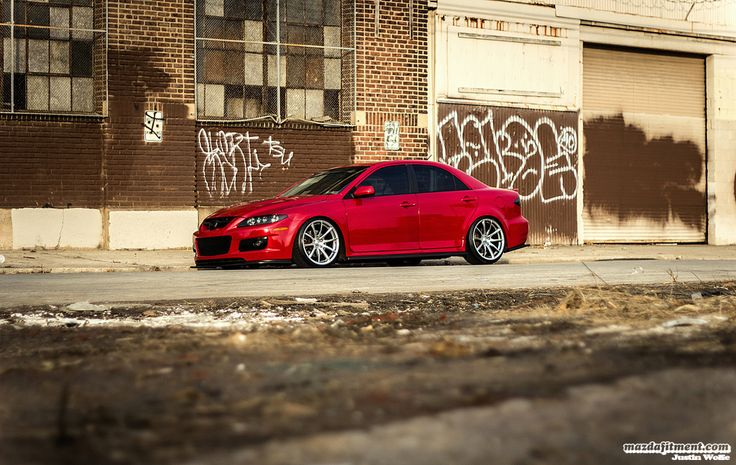 Mazdaspeed 6 modified