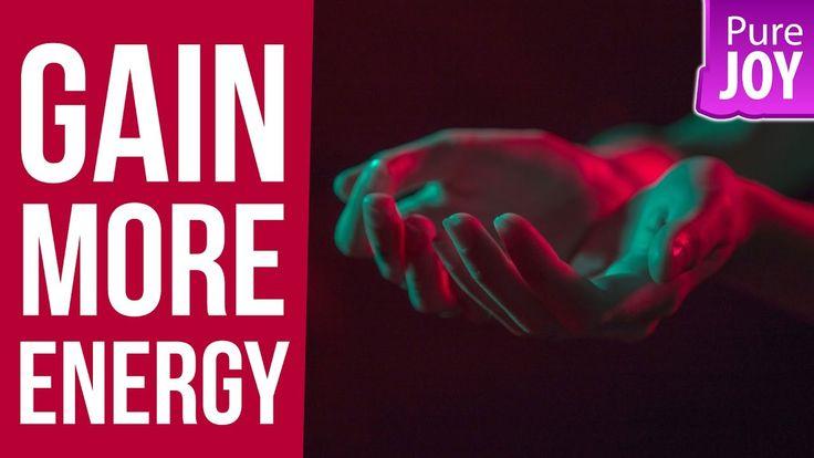 Abraham Hicks Easily Gain Extreame Amount Of ENERGY! - YouTube
