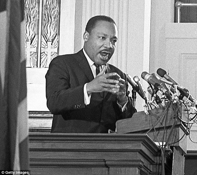 Obama equates global warming to the Vietnam War as he quotes MLK. King JrMartin ...