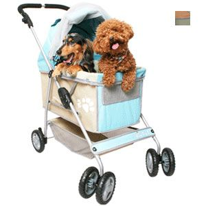 Rolling your eyes at dog strollers? I was. Until I found this out. Strollers For Dogs: Where & When