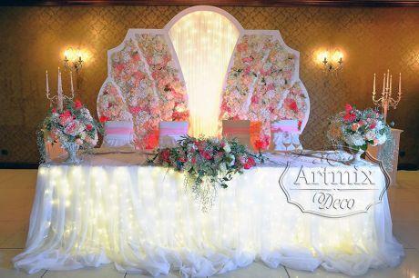 Свадебная арка Корона