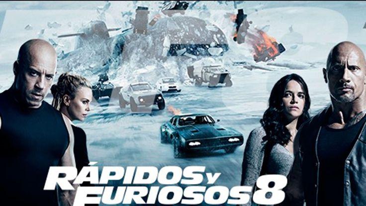 Rápido y furioso 8 en español Fast and Furious 8 🚗🏎🚨🚔