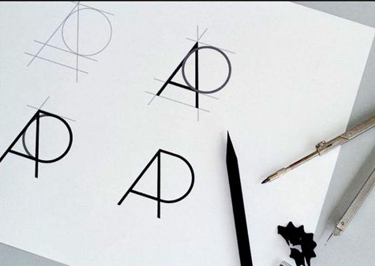 Proceso creativo de logotipos                                                                                                                                                     Más