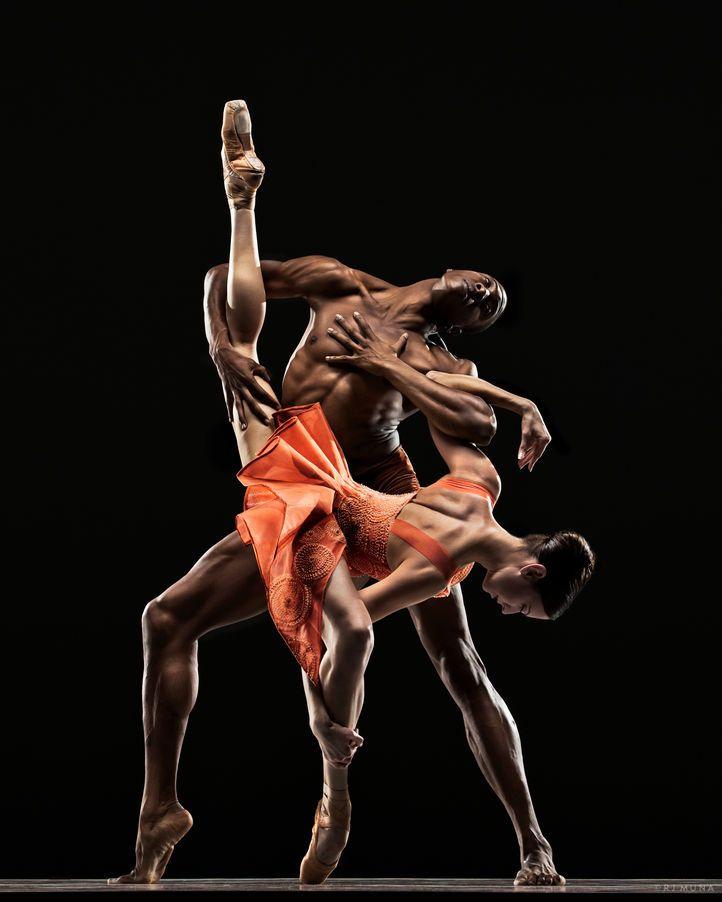 Ravishing connections - makes me breathless! BEAUTIFUL choreography and shot…
